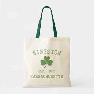 Kingston MA Tote Bag