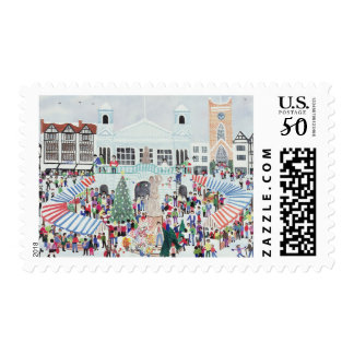 Kingston Market Surrey Postage