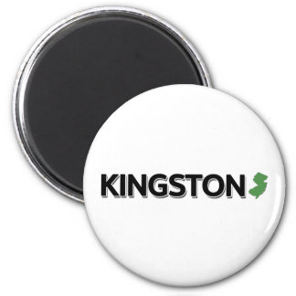 Kingston, New Jersey Magnet