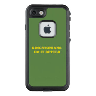Kingstonians Do It Better iPhone7 case