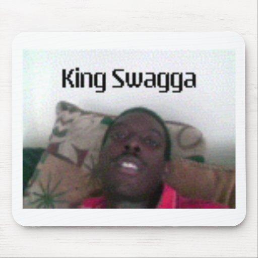 Kingswagga enterprises.com mouse pad
