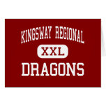 Kingsway Regional - Dragons - High - Swedesboro Cards