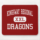 Kingsway Regional - Dragons - High - Swedesboro Mouse Pads