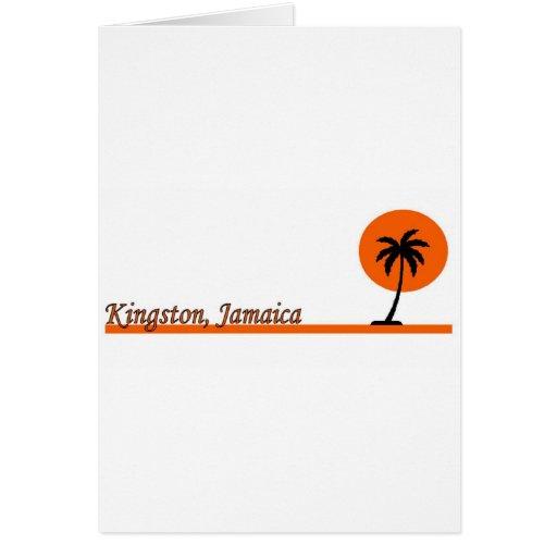 Kington, Jamaica Tarjetón