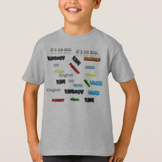 kingzov describe shirt