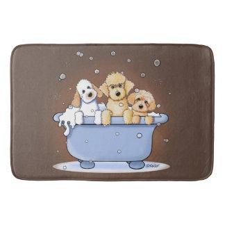 KiniArt Bath Doods Bathroom Mat
