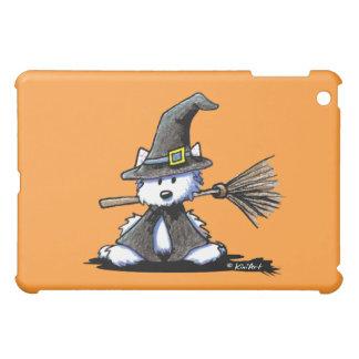KiniArt Halloween Westie Witch Case For The iPad Mini