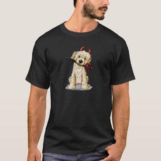 KiniArt Little Devil Doodle T-Shirt