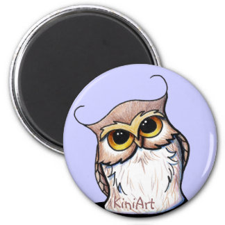 KiniArt OWL Magnet