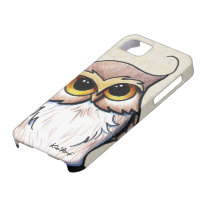 KiniArt Owl Phone Case