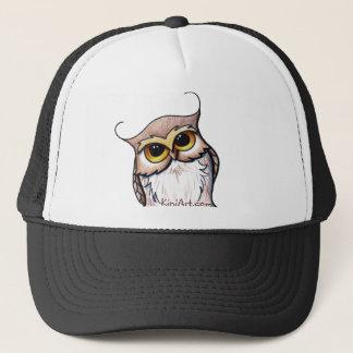 KiniArt OWL Trucker Hat