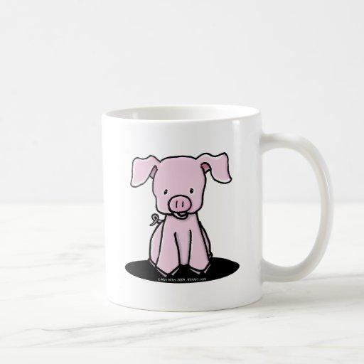 KiniArt Piglet Mug