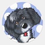 KiniArt Sophie PetCature Portrait Stickers