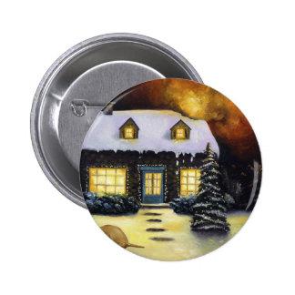 Kinkade's Worst Nightmare Pinback Button