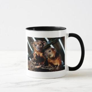 Kinkajous mug