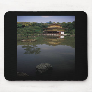 Kinkaku-ji Buddhist Temple Mousepads