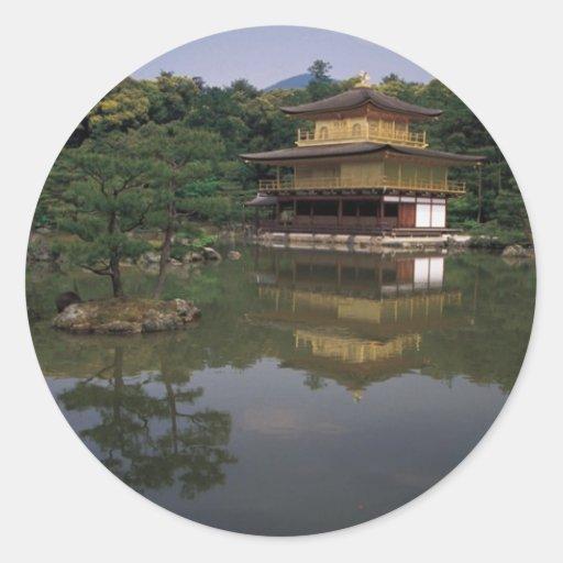 Kinkaku-ji Buddhist Temple Sticker