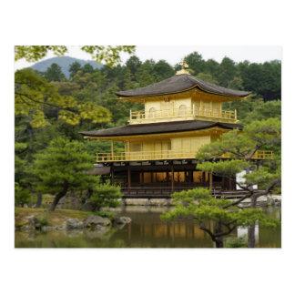 Kinkaku-ji (Golden Pavilion) Postcard