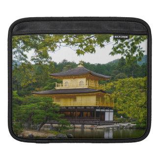 Kinkaku-ju (Golden Pavillion), Kyoto Sleeve For iPads