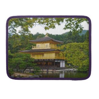 Kinkaku-ju (Golden Pavillion) - Macbook Pro Sleeve