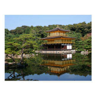 Kinkakuji 6 postcard