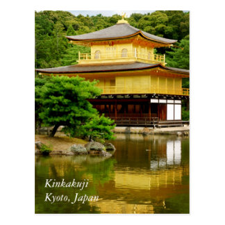 Kinkakuji Postcard