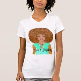 Kinked Up ! T-shirts