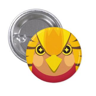 kinkei - Golden pheasant Button