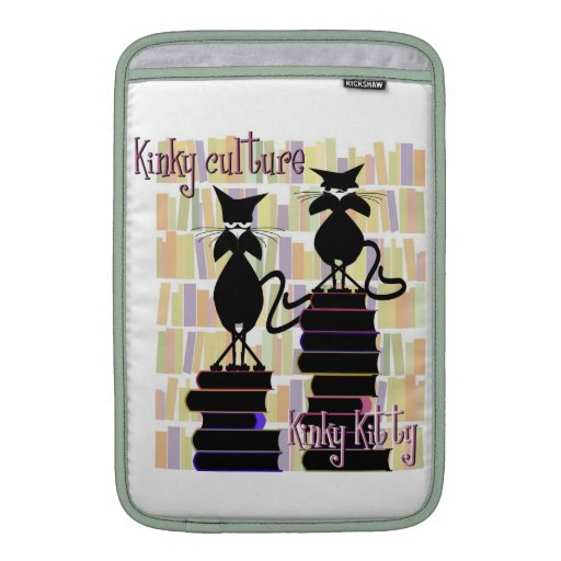 Kinky Culture - I-Pad Layer MacBook Sleeve