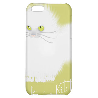 Kinky freak white case for iPhone 5C