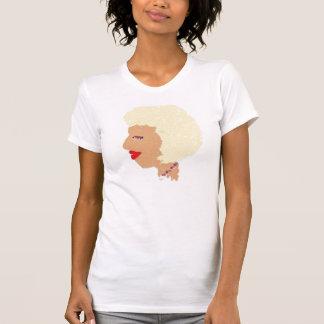Kinky Starz Blowed-Dried Blonde T-shirt