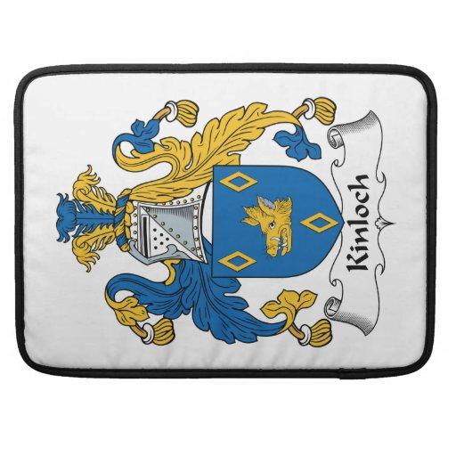 Kinloch Family Crest Sleeves For MacBooks