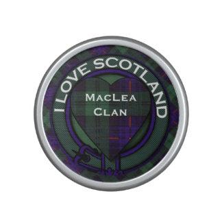 Kinmount clan Plaid Scottish kilt tartan Bluetooth Speaker