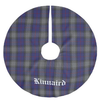 Kinnaird Tartan Plaid Tree Skirt