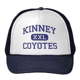 Kinney - coyotes - alto - Rancho Cordova Gorro De Camionero