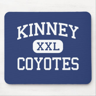 Kinney - Coyotes - High - Rancho Cordova Mouse Mats