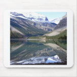 Kinney Lake at Mt Robson Park Mouse Pads