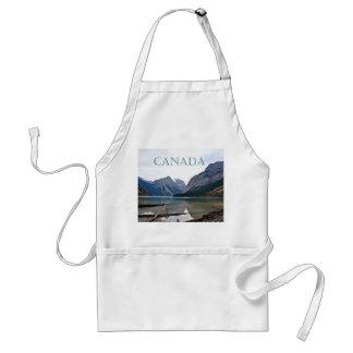 Kinney Lake, Canada Adult Apron