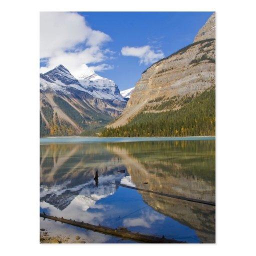 Kinney Lake Reflection Postcard