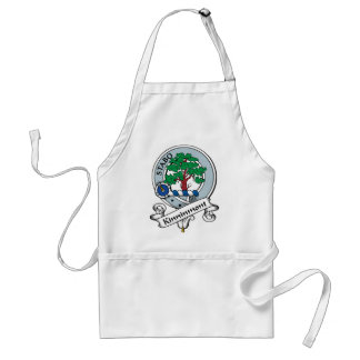 Kinninmont Clan Badge Apron