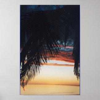 Kino Sunset Poster