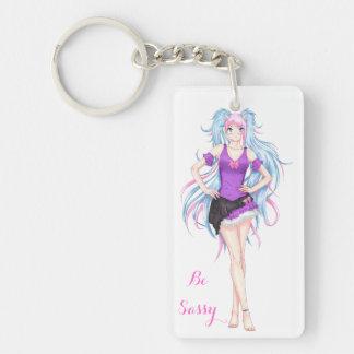 Kinore Kaneaka- Be Sassy (Keychain) Keychain