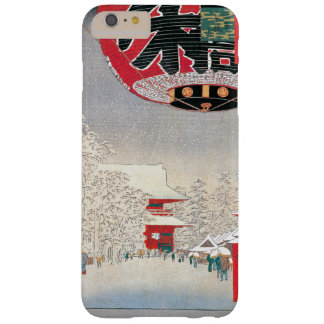 Kinryuzan Temple, Asakusa, 1856 Barely There iPhone 6 Plus Case