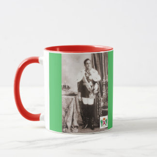 Kins of Portugal Manuel II Mug