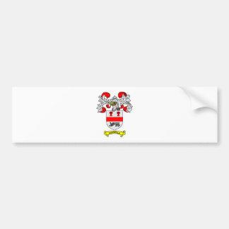 KINSELLA Coat of Arms Bumper Sticker