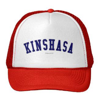 Kinshasa Hats
