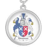 Kinsman Family Crest Pendant