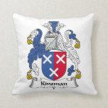 Kinsman Family Crest Pillows