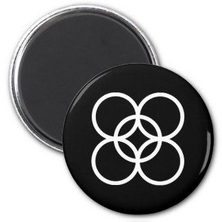 KINTINKANTAN    symbol of arrogance Magnet