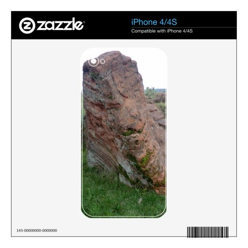 Kinver Edge Decals For iPhone 4